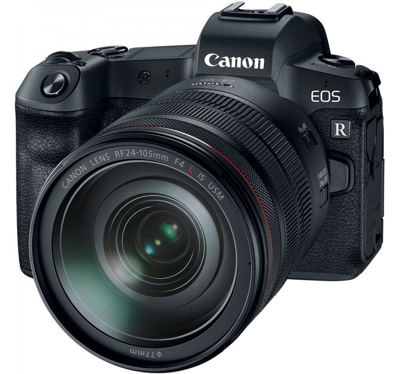 Canon -CANON EOS R +24/105 F4
