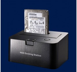 Tarjetas de memoria y disco duro -DOCKING STATION SATA