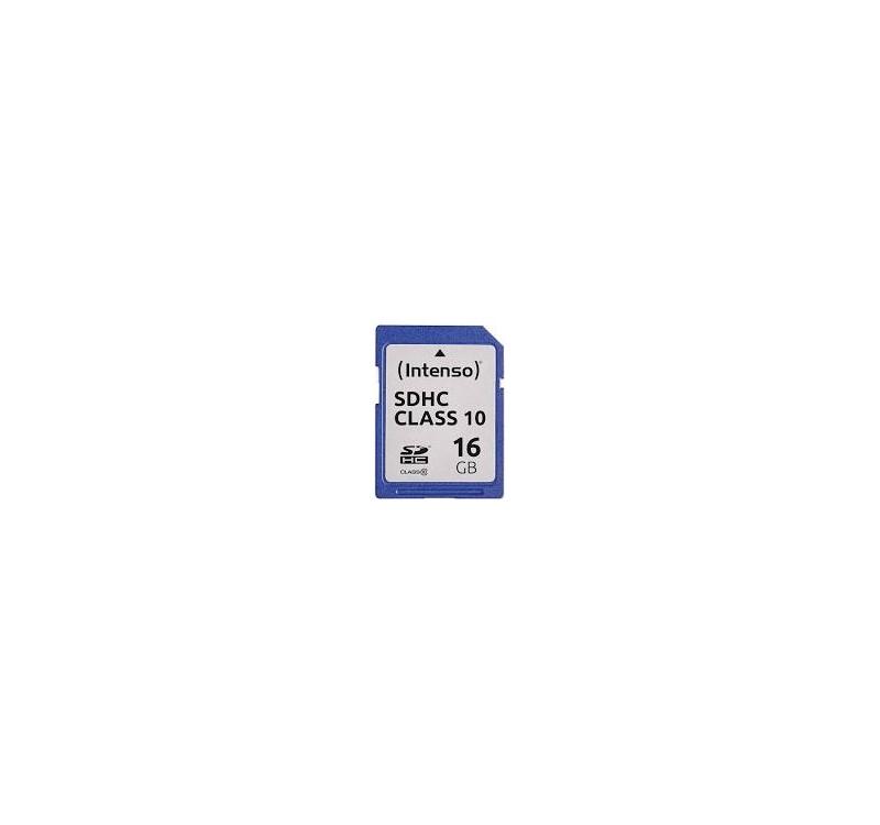 Home -TARJETA SD INTENSO 16GB