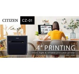 Home -CITIZEN CZ-01