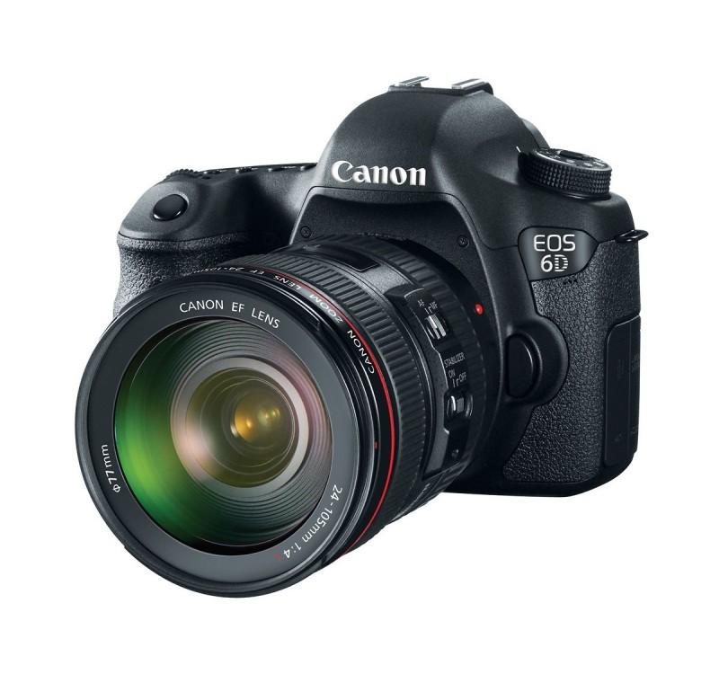 Canon -CANON EOS 6D MARK II+ OBJ 24/105 f 3.5-5.6