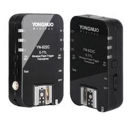 Accesorios Flash -DISPARADOR YN-622 CANON