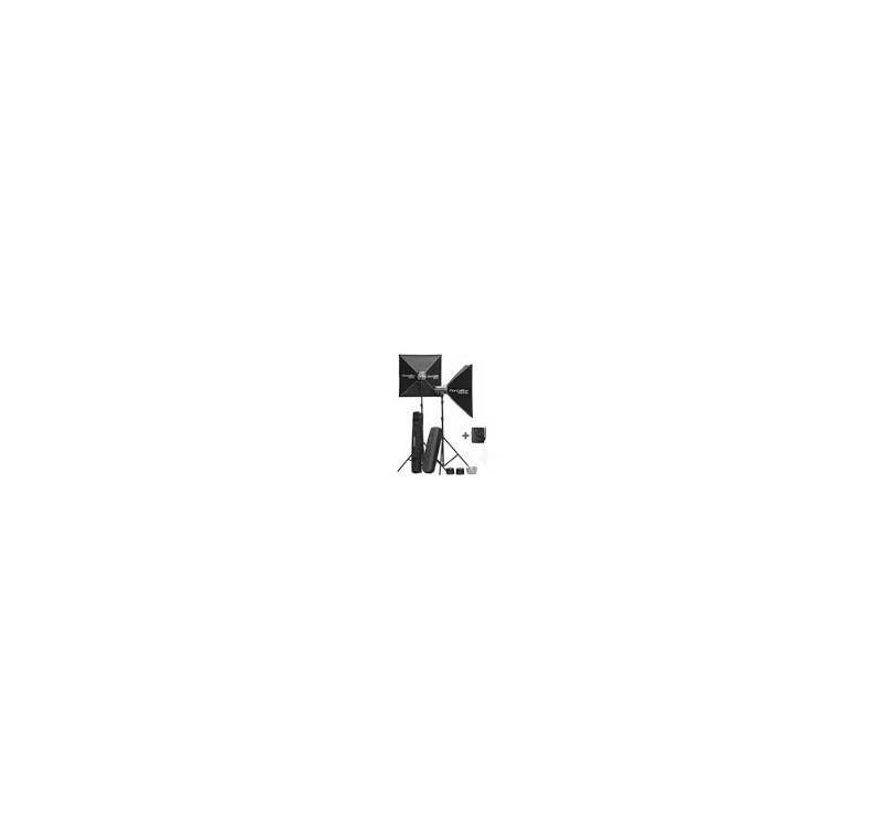 Elinchrom -KIT FLASH DLITERX2 TOGO