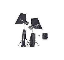 Elinchrom -KIT FLASH BRX 250 TOGO
