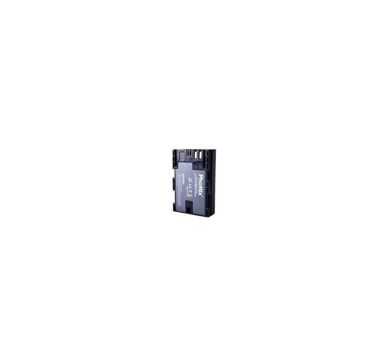 Accesorios cámaras -BATERIA PHOTTIX LP-E6