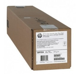 CONSUMIBLE PLOTTER -ROLLO PAPEL HP EVERYDAY SATIN 0.61
