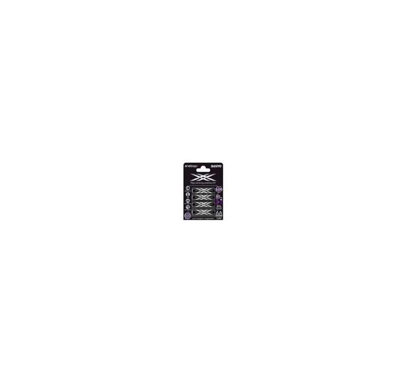 Energía -PILA RECARGABLE ENELOOP LR6 2450 AA