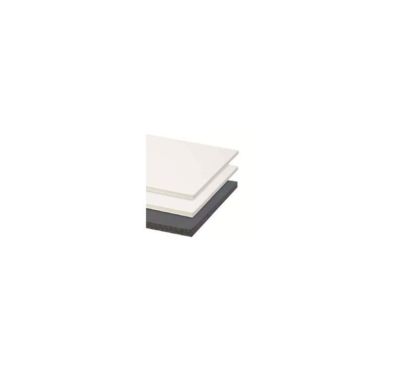 Foam y Textura -FOAM 102X152 BL 10MM ALUMINIO